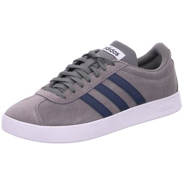 adidas Sneaker LowVL COURT 2.0 - DA9862 grau