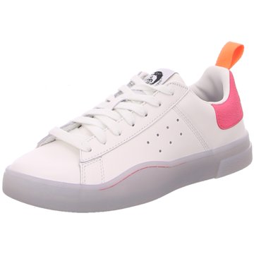 Diesel Sneaker Low weiß