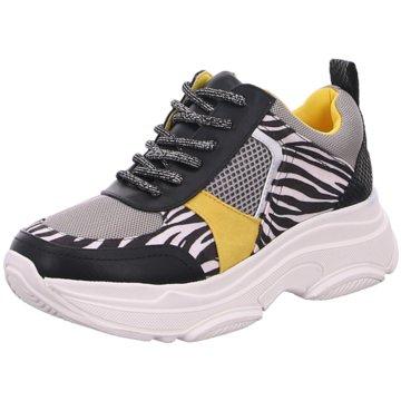 La Strada Plateau Sneaker animal
