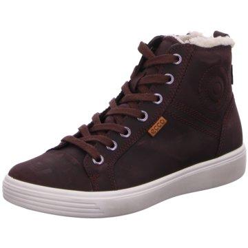 Ecco Sneaker HighS7 Teen lila