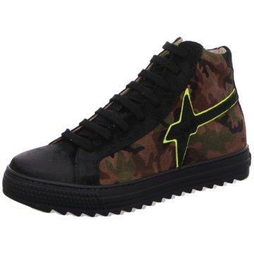 W6YZ Sneaker High schwarz
