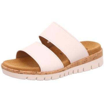 Gabor comfort Klassische Pantolette weiß