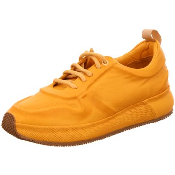 Only A Shoes Sportlicher Schnürschuh gelb