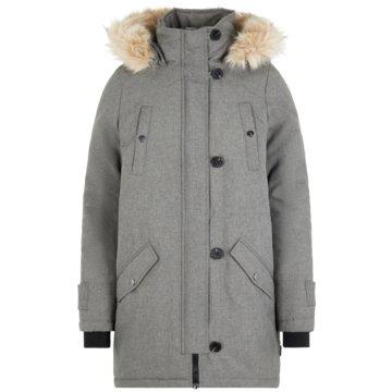 Vero Moda Winterjacken grau