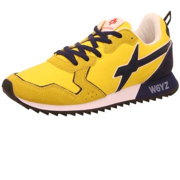 W6YZ Sneaker Low gelb