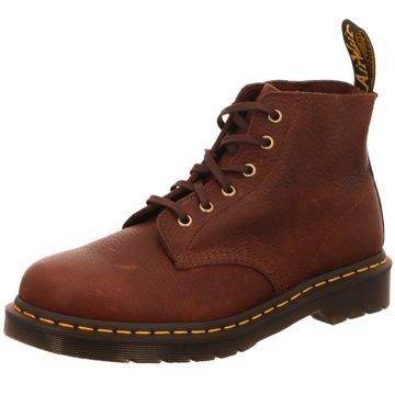 Dr. Martens Airwair Boots Collection braun