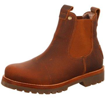 Panama Jack Chelsea Boot braun
