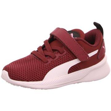 Puma Sportlicher Schnürschuh rot