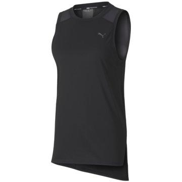Puma T-ShirtsTrain Mesh Panel Tank Women -
