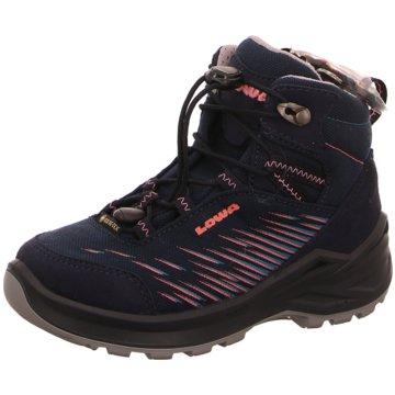 LOWA Wander- & BergschuhZIRROX GTX MID JUNIOR - 640118 blau