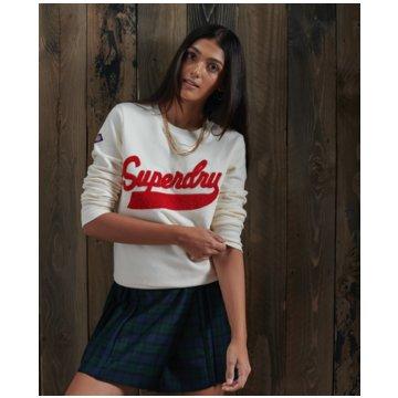 Superdry Damenmode weiß