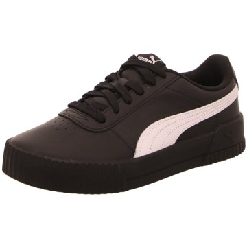 Puma Sneaker LowCARINA L - 370325 schwarz