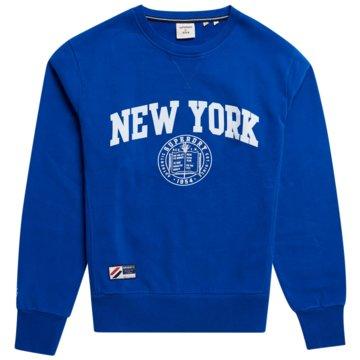 Superdry Sweatshirts blau