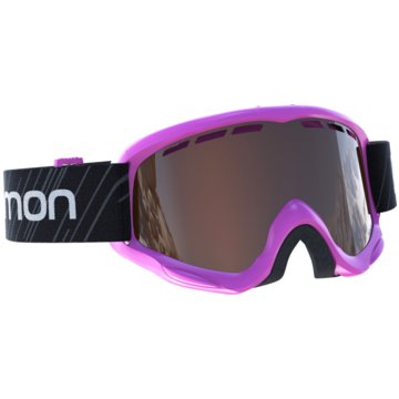 Salomon Ski- & SnowboardbrillenJUKE ACCESS PINK/UNIV.T.ORANGE NS - L39137500 pink