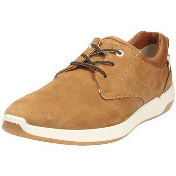 Lloyd Sportlicher SchnürschuhSneaker braun