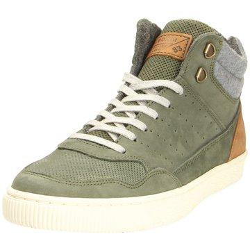 Bullboxer Sneaker High grün