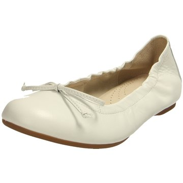 Gabor Klassischer Ballerina weiß