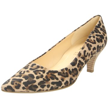 Gabor Flacher Pumps animal