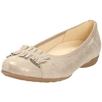 Gabor comfort Klassischer BallerinaBallerina beige