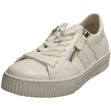Gabor Sportlicher Schnürschuh weiß