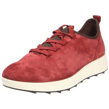 Legero Sportlicher Schnürschuh rot