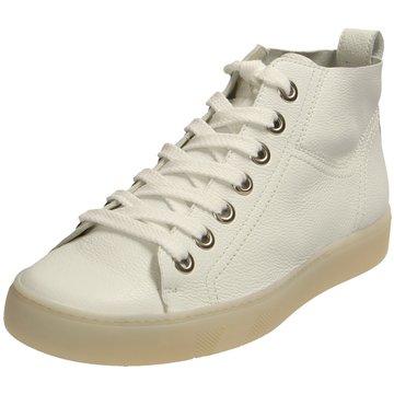 Paul Green Sneaker High weiß