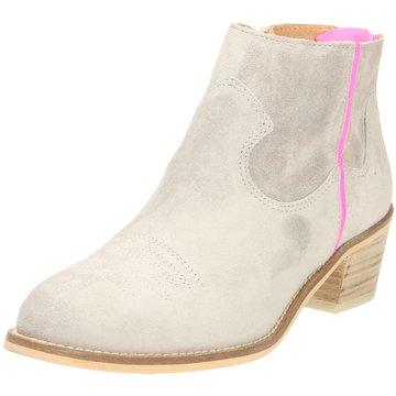Alpe Woman Shoes Westernstiefelette grau