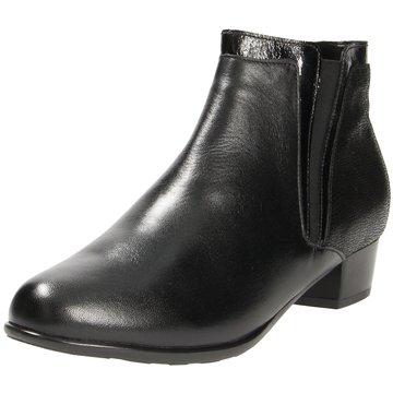 Sioux Ankle Boot schwarz