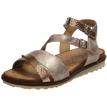 Remonte Sandale gold