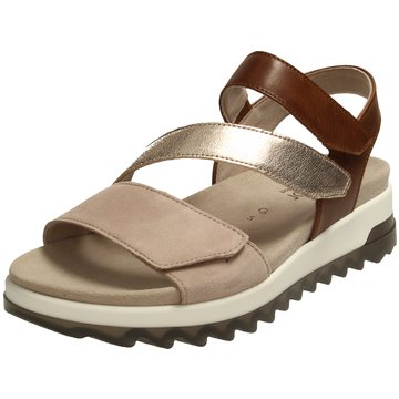 Gabor Komfort Sandale rot
