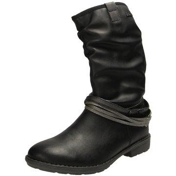 s.Oliver Klassischer Stiefel schwarz