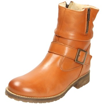 Online Shoes Halbhoher Stiefel braun