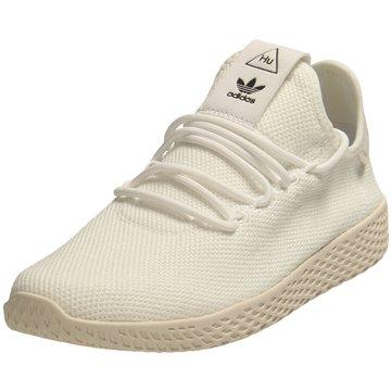 adidas Originals Sneaker LowPharrell Williams Tennis Hu Sneaker weiß
