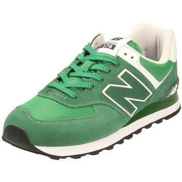 New Balance Sneaker LowML574 D - 819471-60 grün
