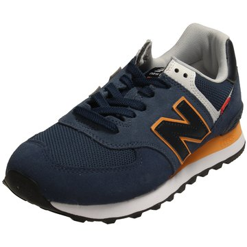 New Balance Sneaker Low574 D blau
