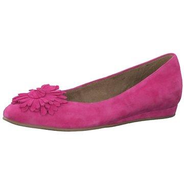 Tamaris Keilballerina pink