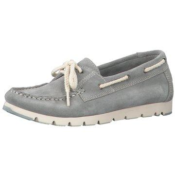 Tamaris Bootsschuh grau