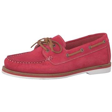 Tamaris BootsschuhSneaker pink