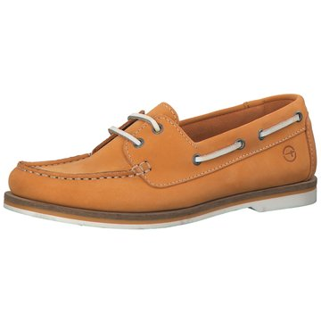 Tamaris Bootsschuh orange