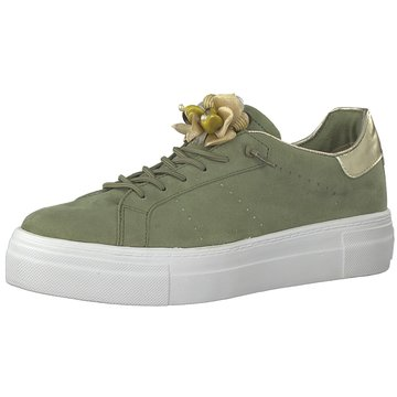 Tamaris Plateau SneakerSneaker grün