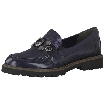 Tamaris Top Trends Slipper blau