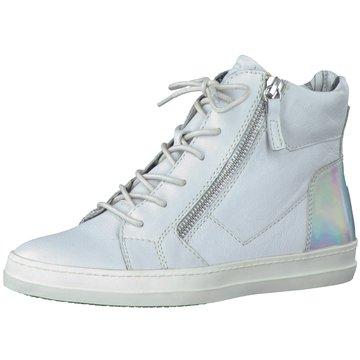 Tamaris Sneaker High weiß