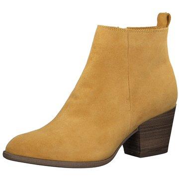 Tamaris Top Trends Stiefeletten gelb