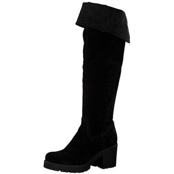 Tamaris Overknee Stiefel schwarz