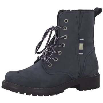 Tamaris Top Trends Stiefeletten blau