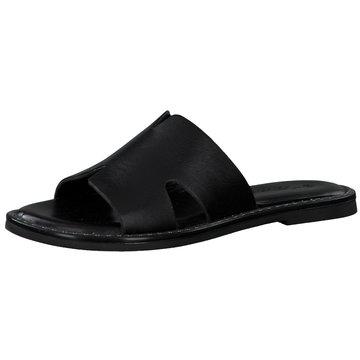 Tamaris Klassische Pantolette schwarz