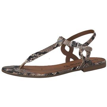 Tamaris Top Trends Sandaletten braun