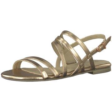 Tamaris Sandale gold