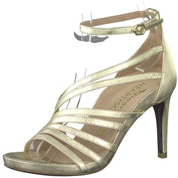 Tamaris Sandalette gold