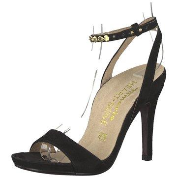 Tamaris Top Trends High Heels schwarz